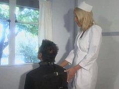 Blonde Doctor do it better