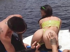 Holly loves rough fuck and spanking ass