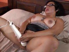 LatinChili Nice and Round Mature Butt Striptease