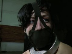 Elise Graves is starring in a hardcore BDSM video produced by Infernal Restraints