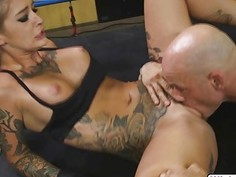 Sexy Kleio Valentien wanting her pussy to be fucked