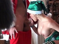 Teen babes seduce one mature dong for a good fuck